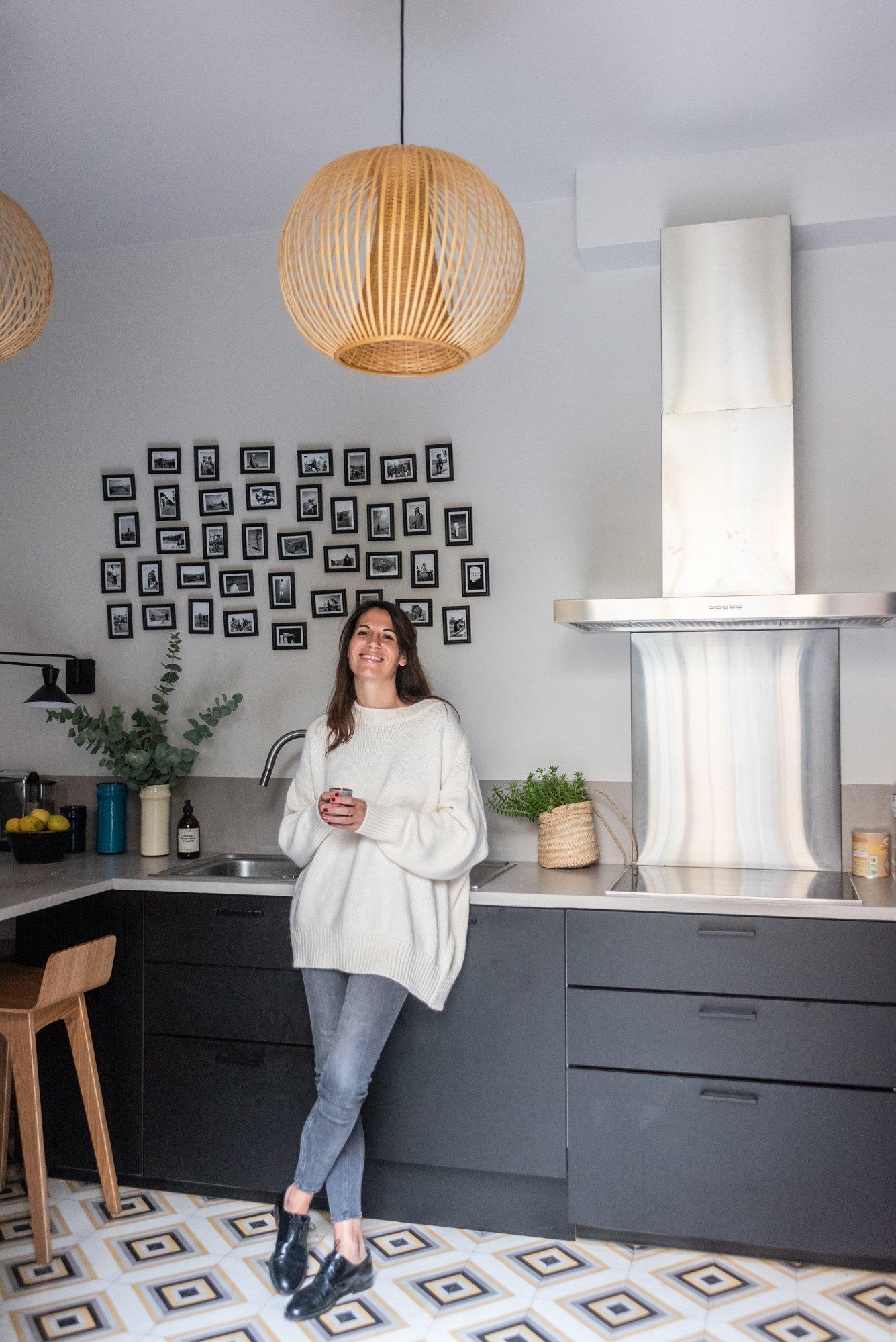 Portrait Celine Julien Cuisine Fondatrice Ma Thérapie Maison Paris