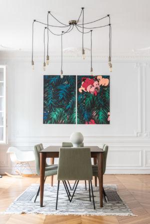 Salle a manger – Celine Julien
