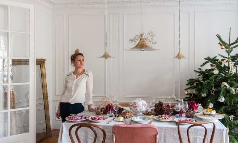 """Our Most Beautiful Festive Tables "", with <br> Jennifer Hart-Smith"