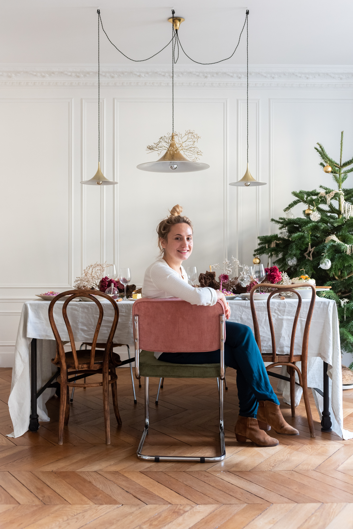 """""""Our Most Beautiful Festive Tables """", with <br> Jennifer Hart-Smith"""