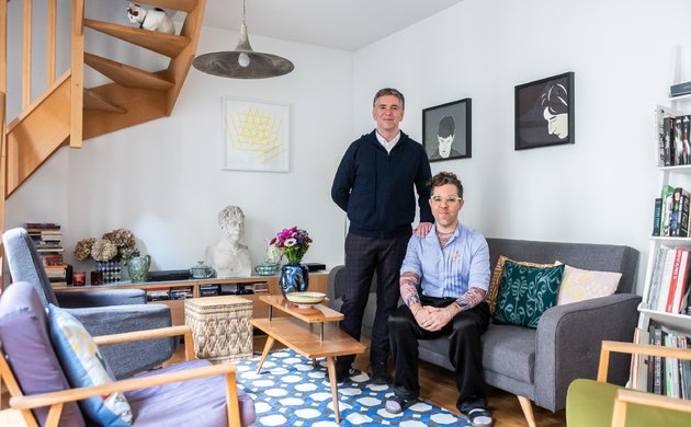 Mériadek Caraës and Olivier Lujan-Casas