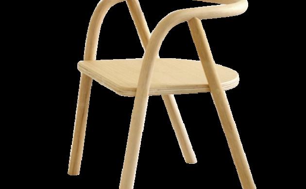 Rattan Children Chair