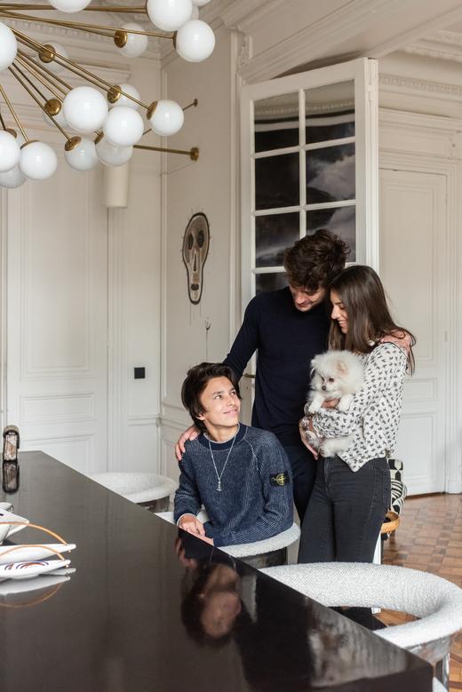 Appartement Paris Claudia Ravnbo Fondatrice Maison Ravn