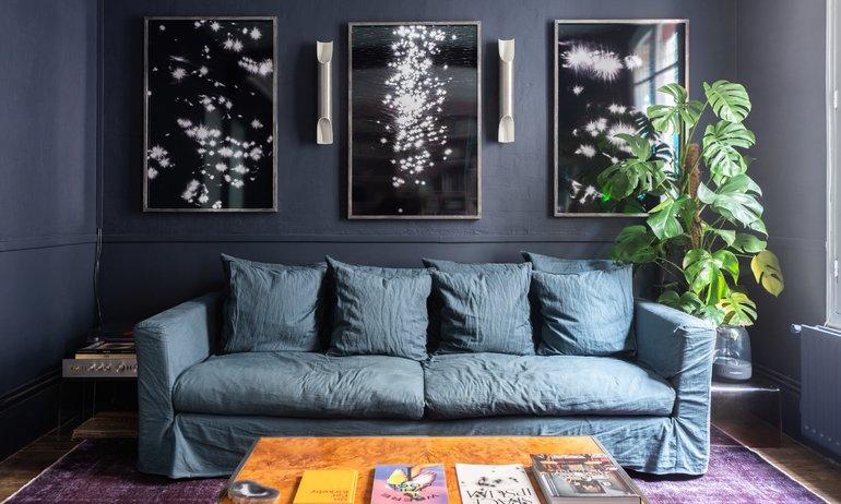 Salon Appartement Saint-Denis Fondateur Where Is The Cool Magazine Laurent Laporte