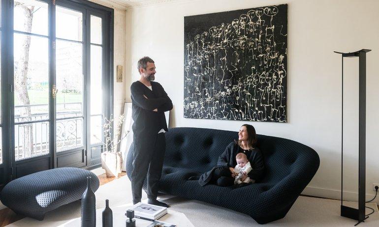 Jean-Baptiste Martin et Anne, <br> Sasha 5 mois