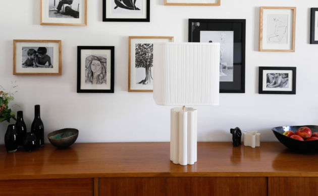 Our New Creation: The Gioia Table Lamp