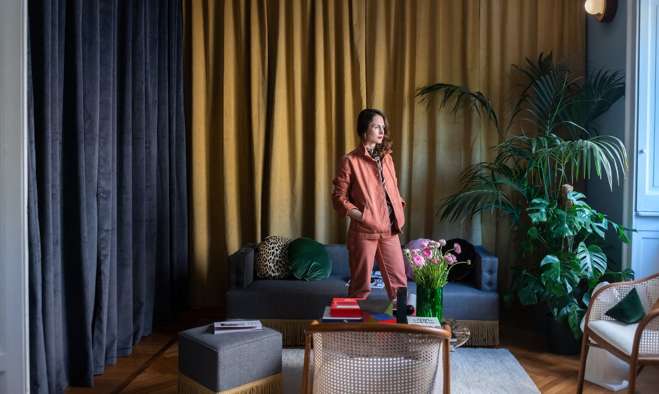 L'appartement parisien à Milan <br> de The Socialite Family