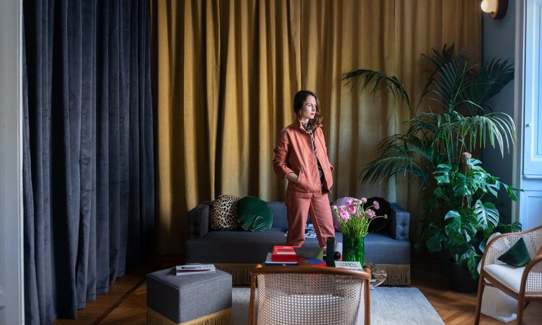 L'appartement parisien à Milan <br> de The Socialite Family
