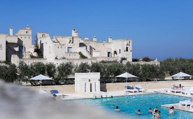 Borgo Egnazia, sublimes Pouilles