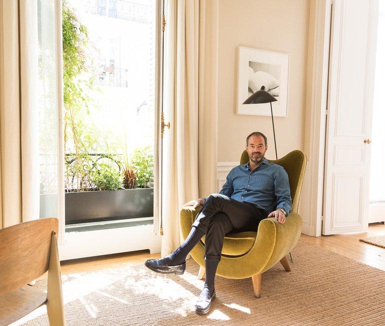 Emmanuel de Bayser, <br> his Paris as a Collector
