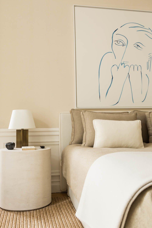 Chambre Appartement Paris Emmanuel de Bayser