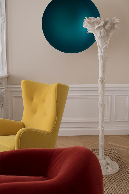 Salon Appartement Paris Emmanuel de Bayser