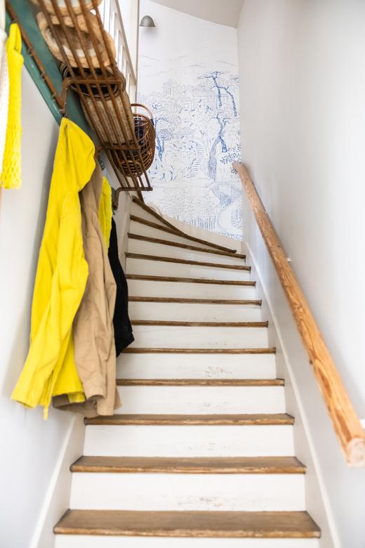Escaliers Maison Reims Fondateurs Nomibis Fabienne Nominé et Pascal Bisson