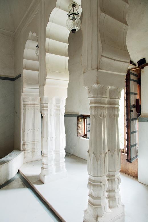 Intérieur Haveli Le Prince Rajasthan Shekhawati