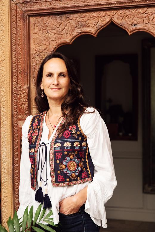 Cécile Charpentier Portrait Haveli Le Prince Rajasthan Shekhawati