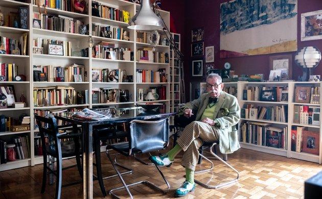 Italo Manca, le style à la milanaise