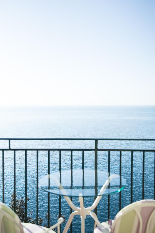 Terrasse – Hotel Santa Caterina