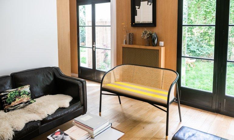 La collection Cavallo et ses <br> assises Kvadrat / Raf Simons <br> en édition limitée