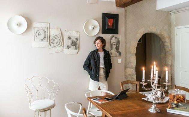 Vaste Horizon, la maison d'hôtes <br> selon Anne Carpentier