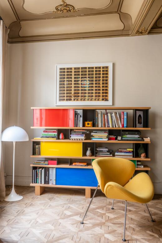 Salon Appartement Arles Chef Armand Arnal et Artiste Céline Pujol