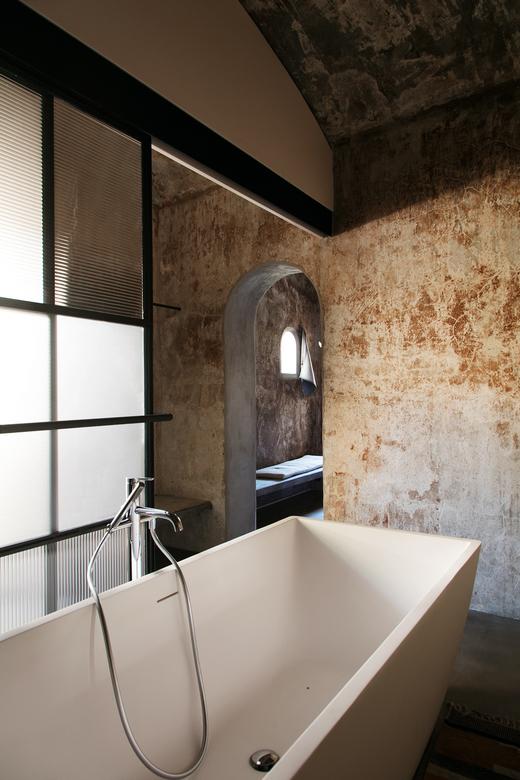 Maison hôtes Salle de bain Béziers Lieuran-les-Béziers Domaine de Ribaute