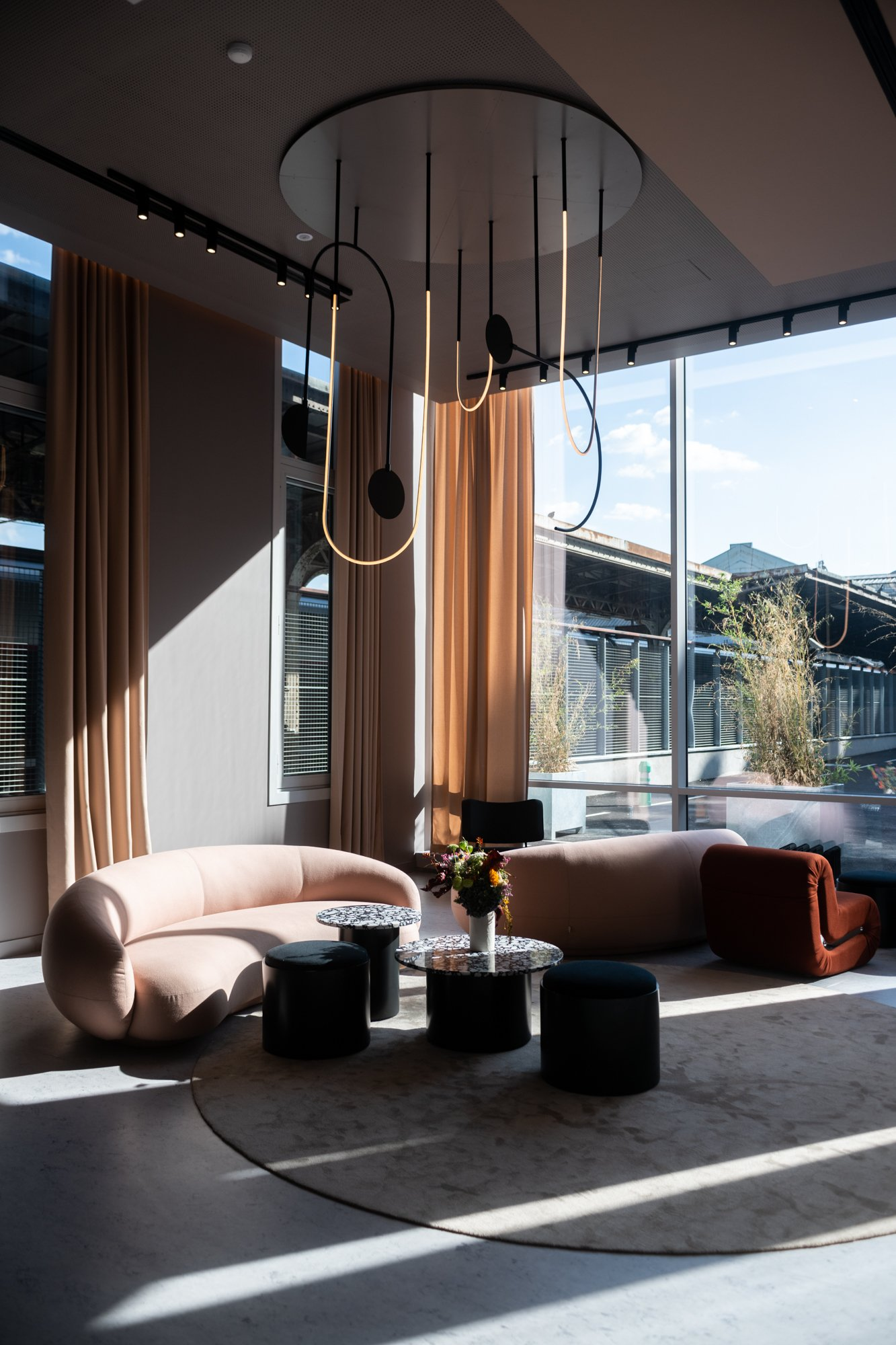Adresse Paris Okko Hotels Gare de l'Est Club Design Studiopepe
