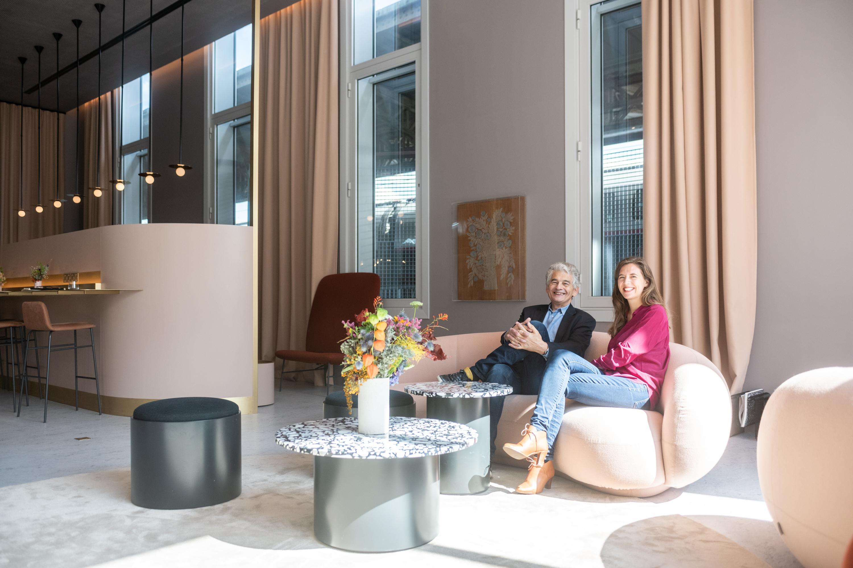 Okko Hotels Gare De L Est A Place Full Of Life The