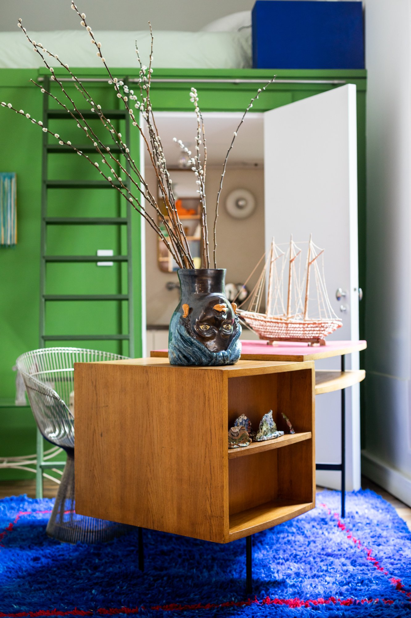 Bureau Chambre Paris Appartement Jean-Christophe Aumas Directeur agence Singular