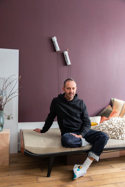 Portrait Paris Appartement Jean-Christophe Aumas Directeur agence Singular