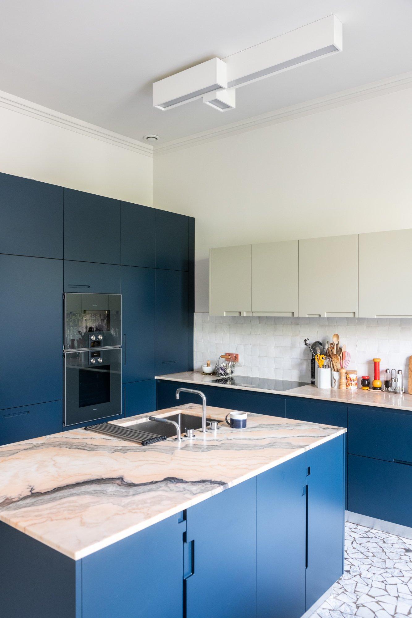 Cuisine Appartement Paris Architecte intérieur Sandra Benhamou