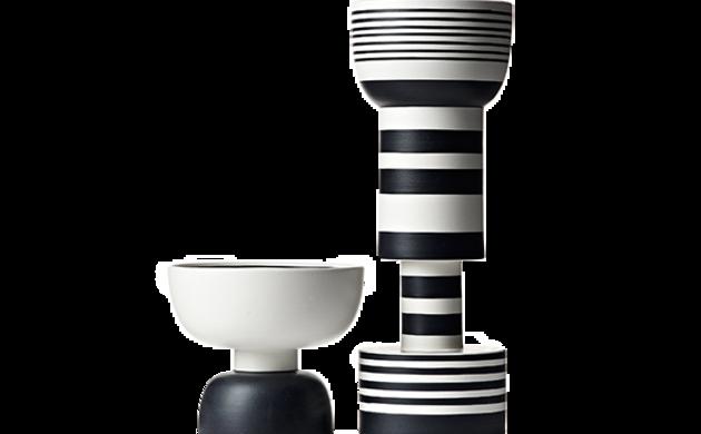 Vase céramique Ettore Sottsass