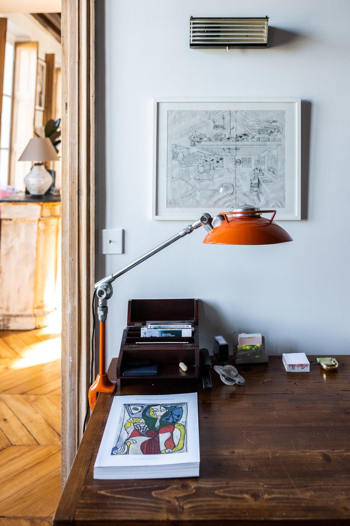 Bureau Appartement Famille Co-fondatrice Wilo & Grove Fanny Saulay et Thomas Seydoux