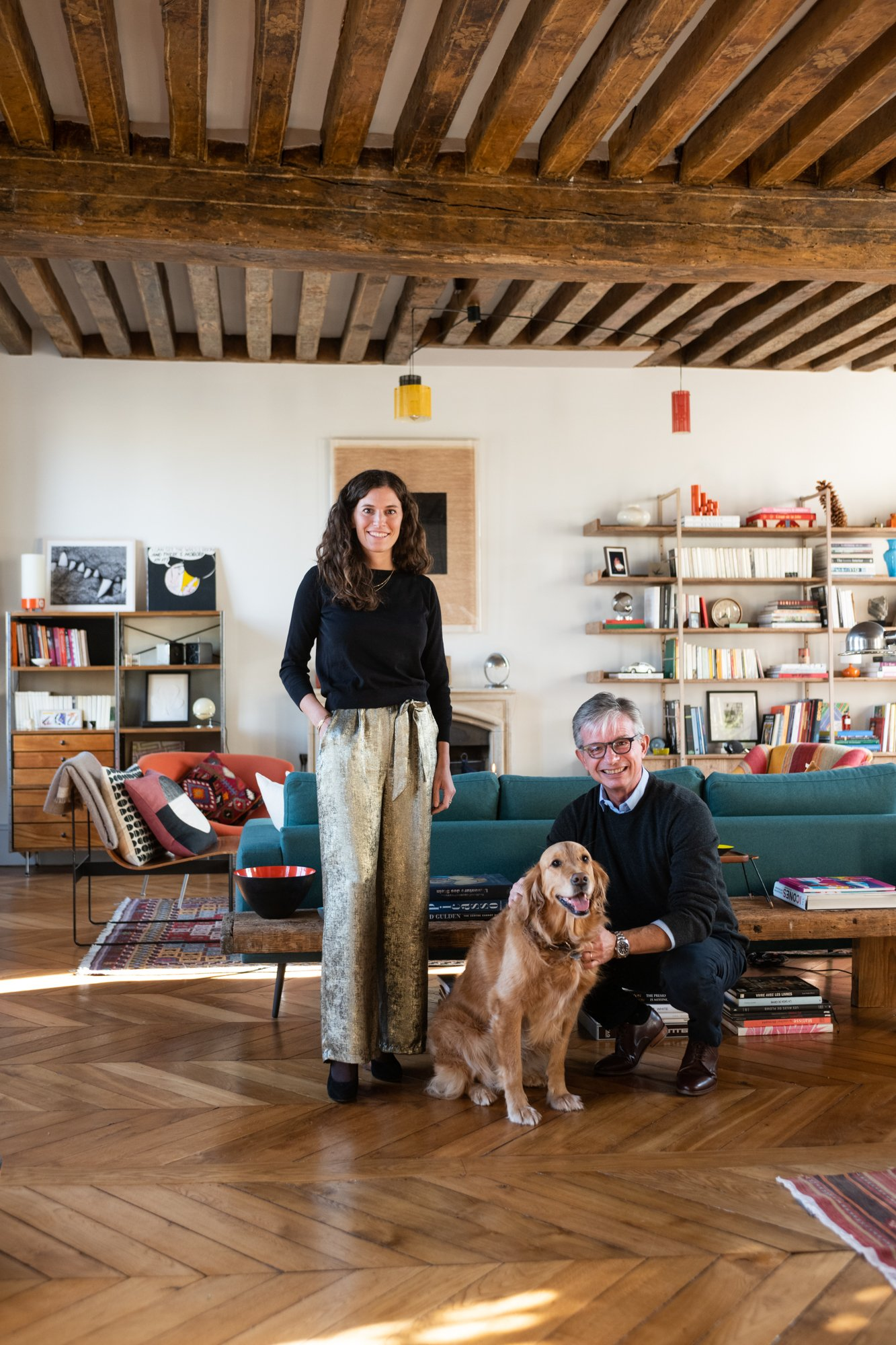 Portrait Co-fondatrice Wilo & Grove Fanny Saulay et Thomas Seydoux