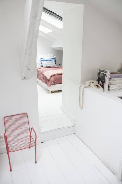 Chambre enfant Appartement Paris Zoé de Las Cases et Benjamin Dewé
