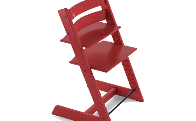 Chaise Tripp Trapp Stokke Rouge