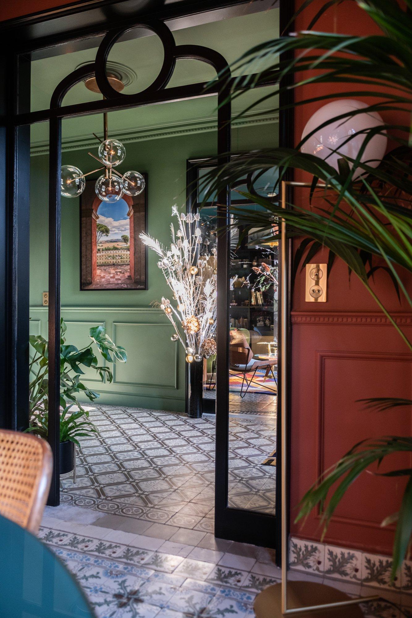 Salon Maison Reims Fanny et Fabrice Rossi