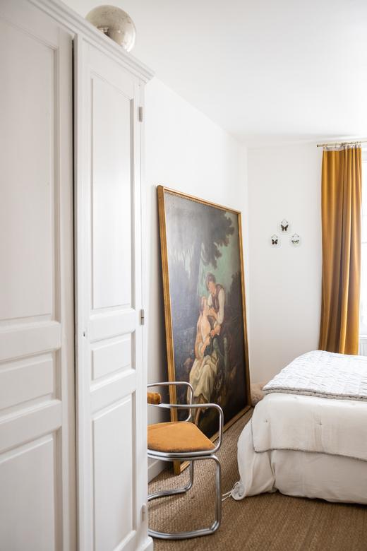 Chambre Guesthouse 1 Les Pénates Reims Annabelle Brun et Brice Bérard