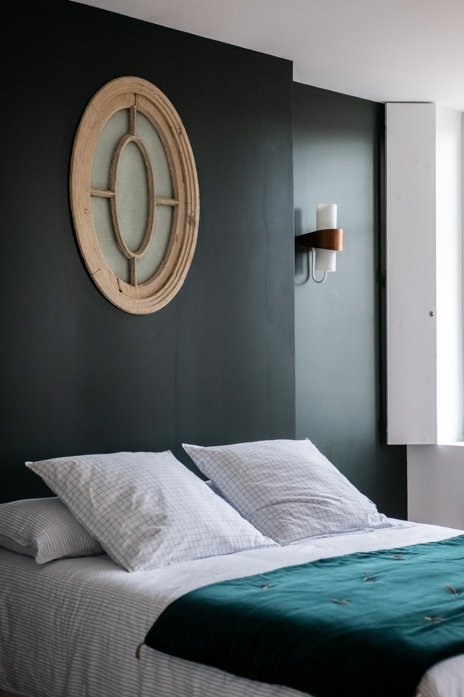Chambre – Les Pénates Reims