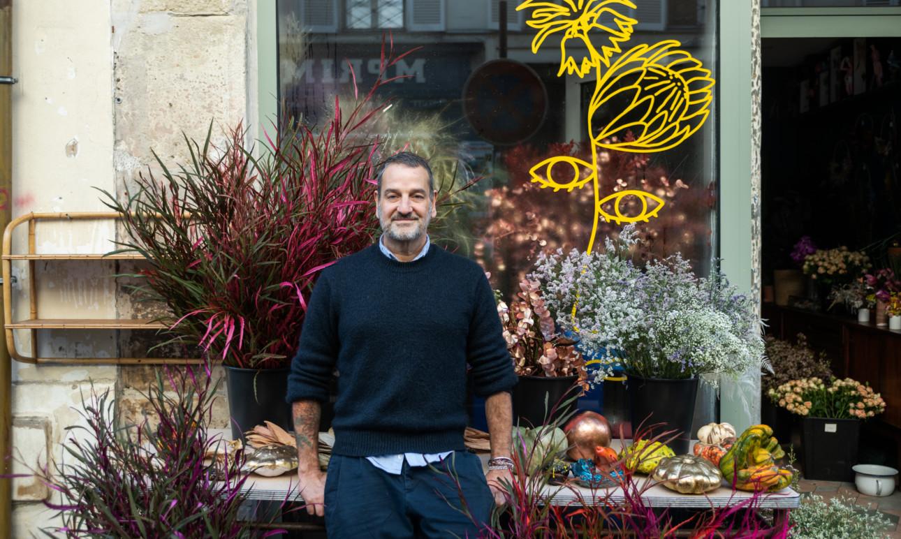 Boutique Flowered By Paris Portrait Thierry Féret