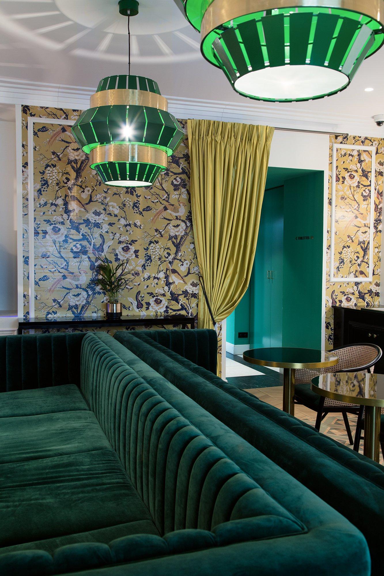 Bar Hôtel Roosevelt Nice Laurent Maugoust