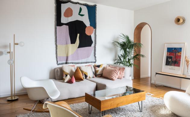 6 manières d'utiliser <br>un tapis chez soi