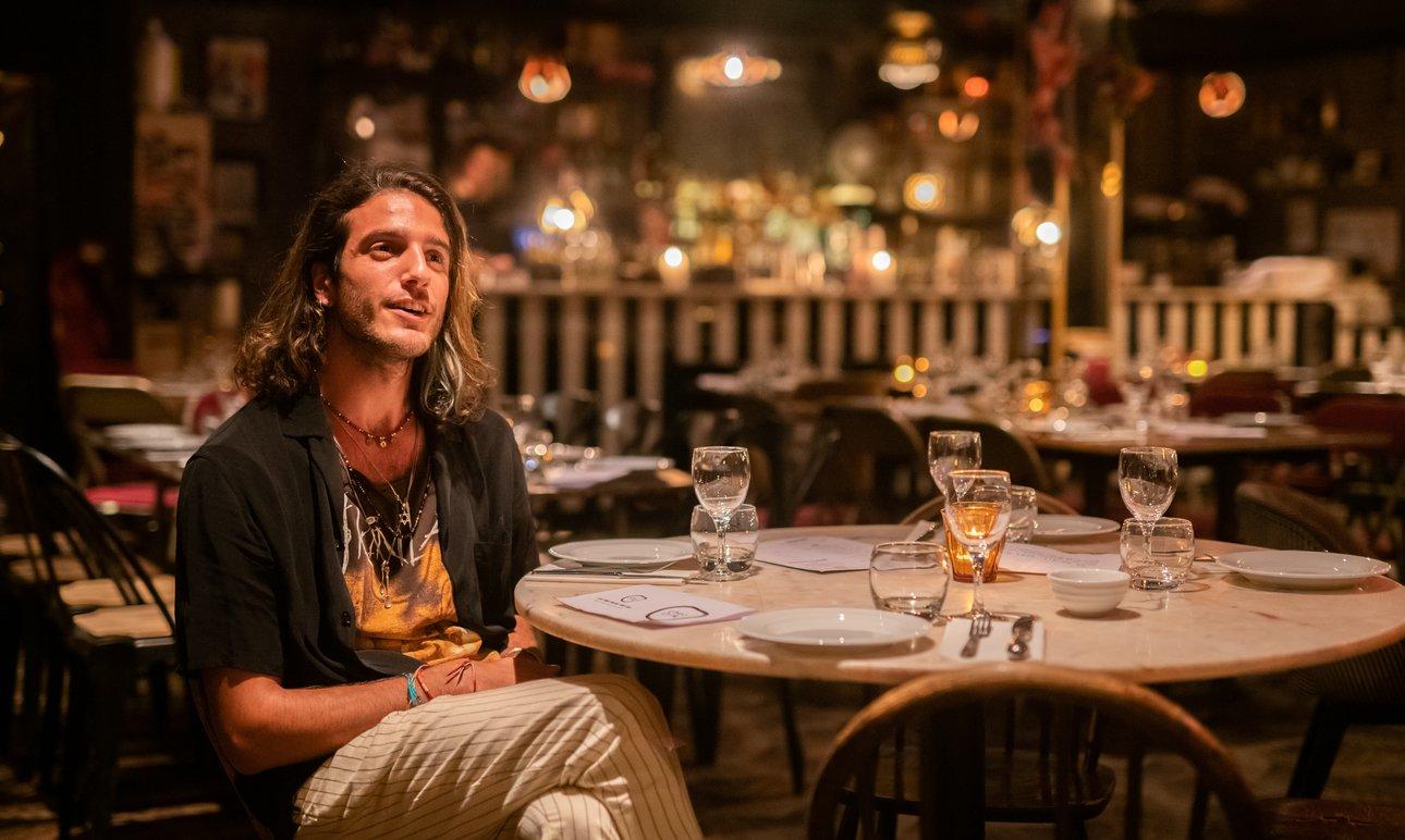 """Julien Sebbag, at Home <br>""""Chez Oim"""""""