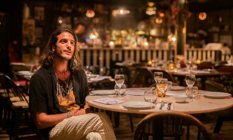 Julien Sebbag, à domicile <br>« Chez Oim »