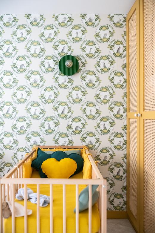 Chambre enfant Appartement Neuilly-sur-Seine Ornella Abouaf