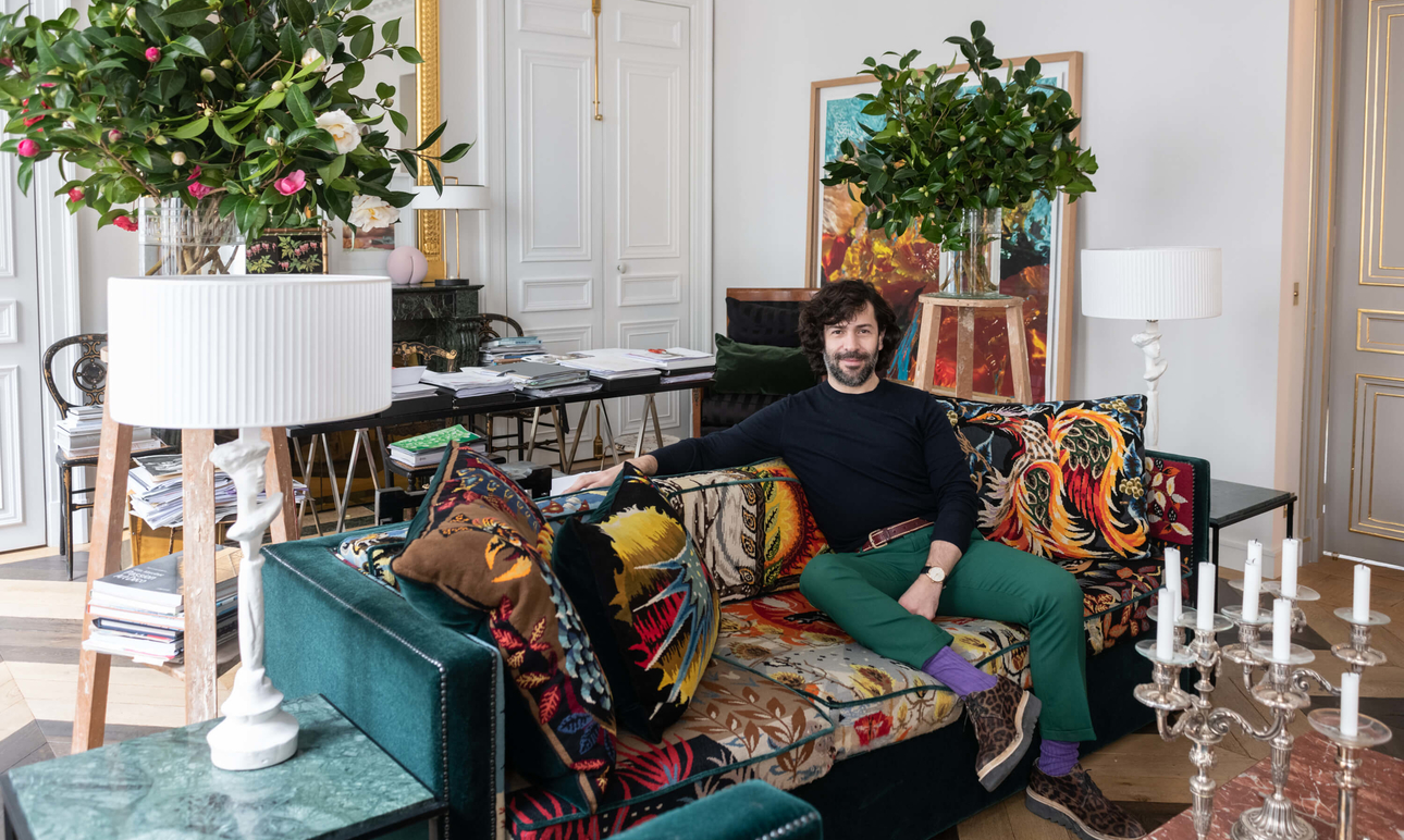 Alexis Mabille, Between <br>Fashion and Decoration