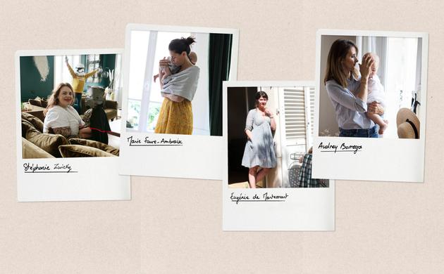 Notre linge de lit Como «Vu par» : <br>quatre femmes inspirantes