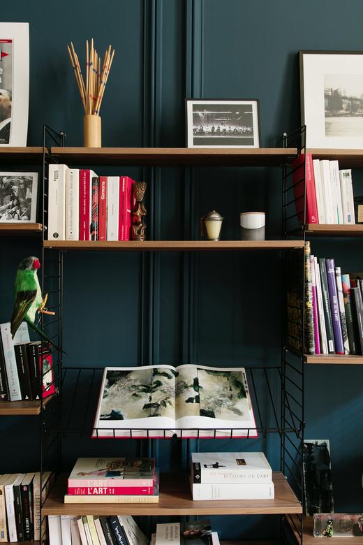 Bibliothèque Maison Bordeaux Fondatrice concept-store La Gaité Sophie Favre Édouard Le Roy