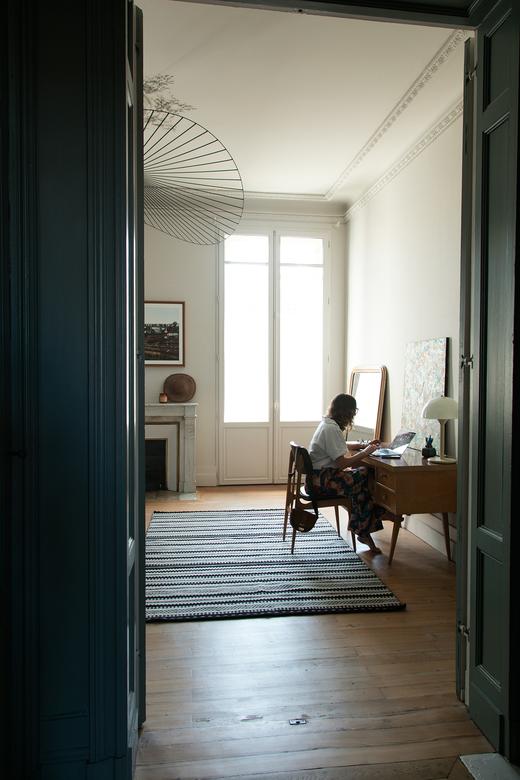 Bureau Chambre parentale Maison Bordeaux Fondatrice concept-store La Gaité Sophie Favre Édouard Le Roy