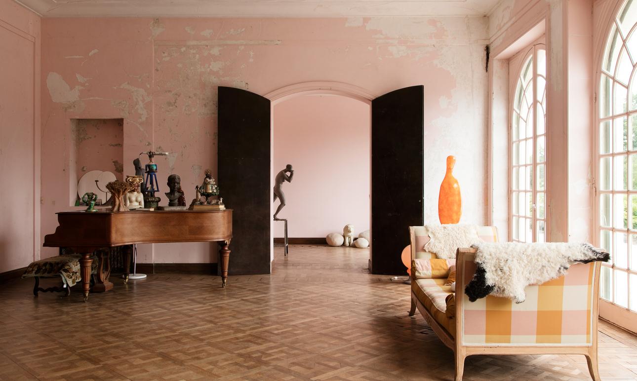 Villa Magnan, au Pays basque le réveil<br> enchanteur d'une belle endormie