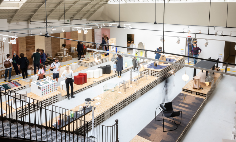 Paris Design Week 2020: <br>The Socialite Family's Ideal Circuit